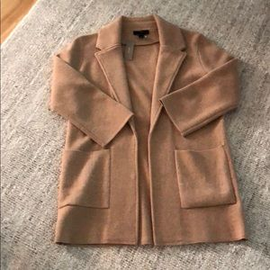NWT JCrew Sweater Blazer